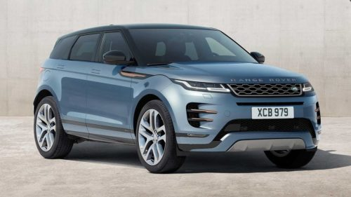 2020 Land Rover Range Rover Evoque review