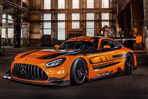 Mercedes-AMG GT3 racer upgraded