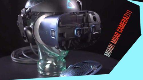 HTC Cosmos update: More cameras!