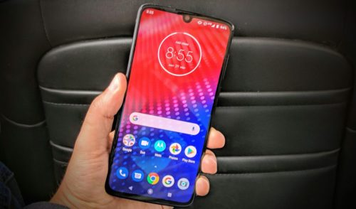 Moto Z4 vs. Google Pixel 3a XL: Smartphone spec comparison