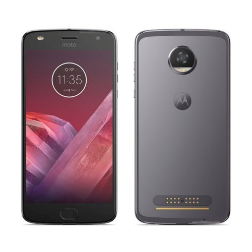 Motorola's Moto Z4 is here, and it's bringing back the headphone jack