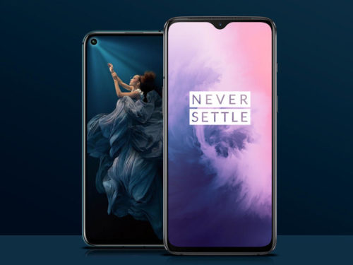 Honor 20 Pro vs OnePlus 7: The weigh-in