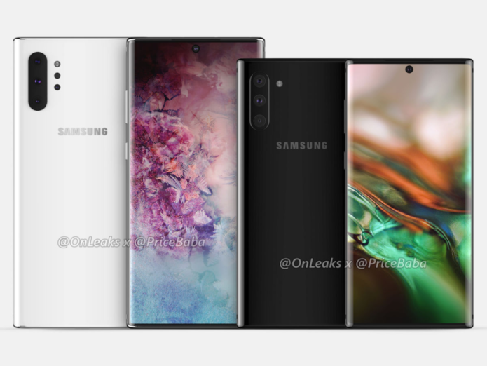 Samsung Galaxy Note 10 preview: Everything we know so far - UPDATED: The Note 10's variable aperture could take a big step forward