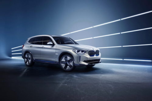 BMW and Jaguar – Land Rover set aside their differences to develop EVs
