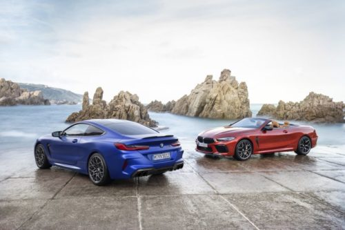 The 2020 BMW M8 Is the 617-HP High-Performance 8-Series We've Been Waiting For