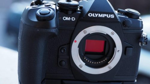 Olympus E-M1 Mark II update adds the E-M1X's clever AF