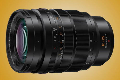In the zoom-versus-speed debate, Panasonic's 10-25mm f/1.7 gives you both