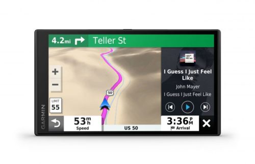 Garmin Drivesmart 65: You'll finally be able to talk to your Satnav