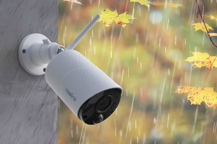 Reolink Argus Eco review: This Plain Jane wireless outdoor security camera can run on solar power