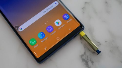 The Samsung Galaxy Note 10 could go all the way up to 45W fast charging
