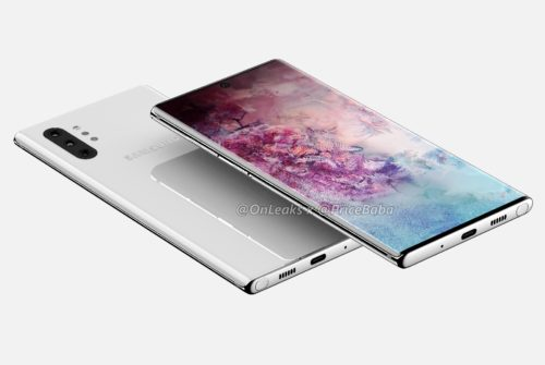 SAMSUNG GALAXY NOTE 10 TO OFFICIALLY LAUNCH ON AUGUST 10