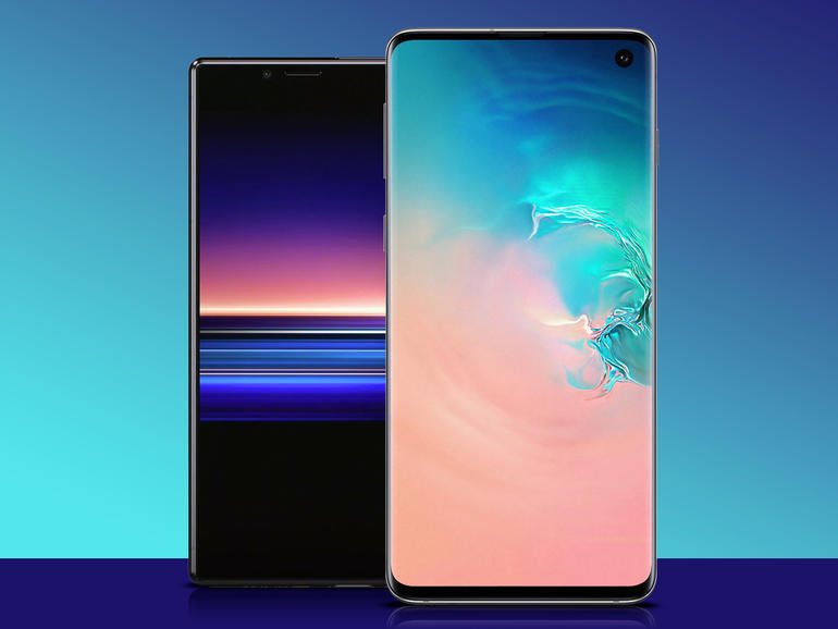 Samsung Galaxy S10 vs Sony Xperia 1: Which is best?
