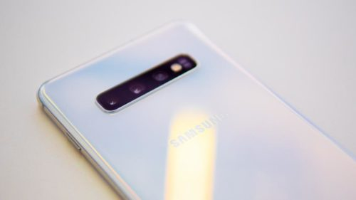 Samsung Galaxy S10 5G is available now, but it isn't cheap