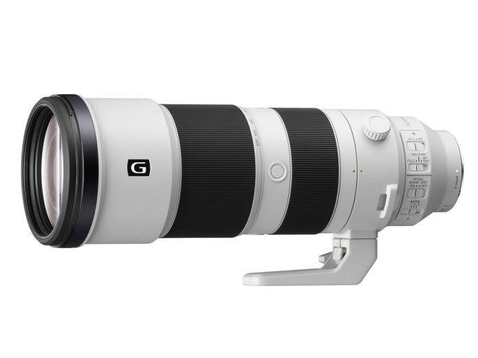 Sony FE 200-600mm f/5.6-6.3 G OSS and FE 600mm f/4 GM OSS Lenses Announced