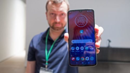 Hands on: Moto Z4 review