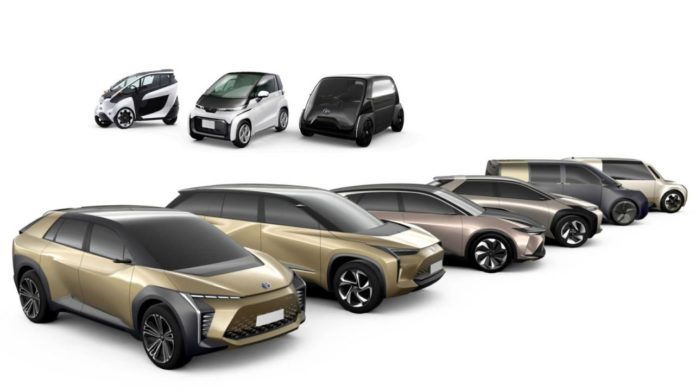 Toyota's electric vehicle plans just got aggressive