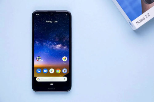 NOKIA 2.2 REVIEW