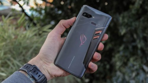 Asus ROG Phone 2 may be unveiled as soon as next month
