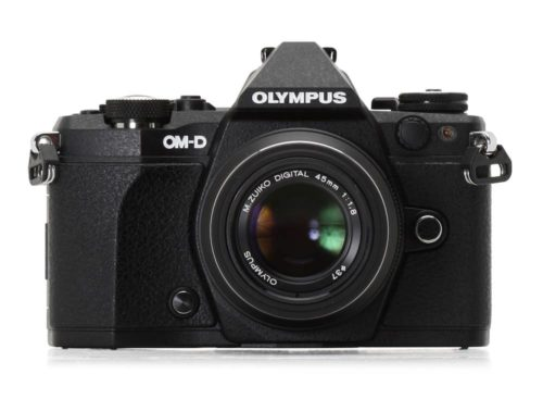 Olympus E-M5 Mark III Camera Announcement Rumored for Late Summer