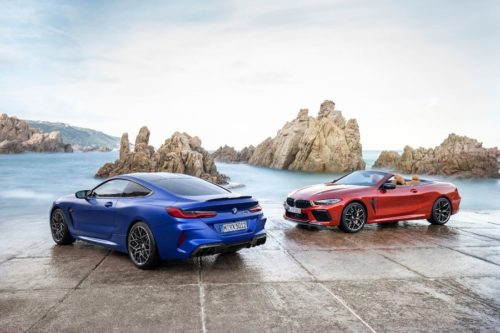 With up to 617 hp on tap, the 2020 M8 is BMW's new performance flagship