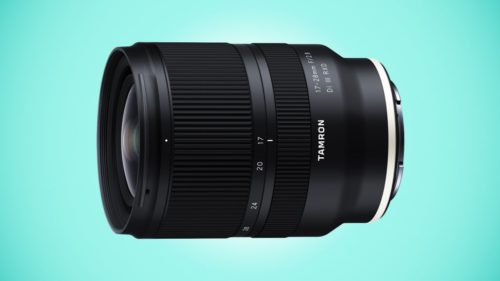 Tamron 17-28mm F/2.8 Di III RXD (Model A046) confirmed for Sony bodies