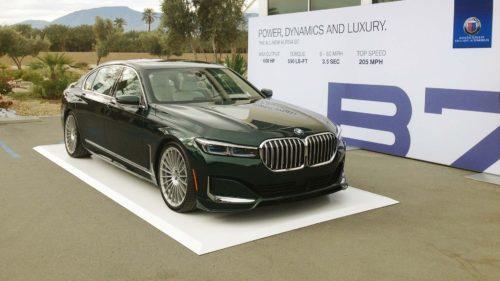 2020 BMW Alpina B7 first drive review: Big, bad, Bavarian 'bahn-burner