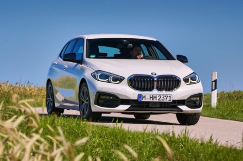 Five things you should know about the new BMW 1 Series