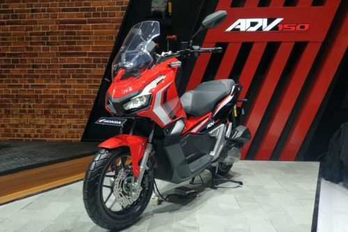 2020 Honda ADV 150 Announced For Indonesia