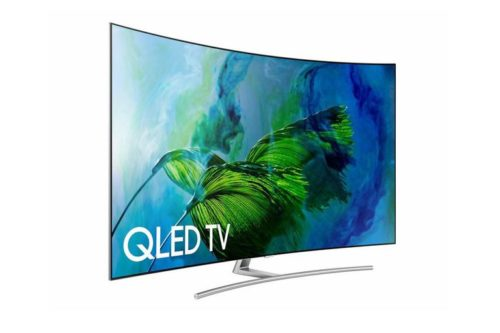 Top 10 Best Curved TVs for 2019