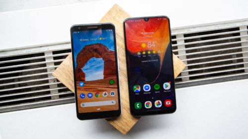 Galaxy A50 vs. Pixel 3a: FACE-OFF | Which Bargain Smartphone Wins?