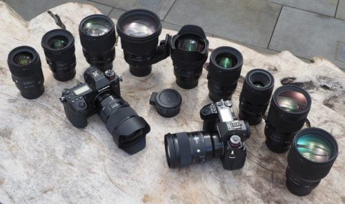 Sigma L-Mount Lenses Hand-On Preview