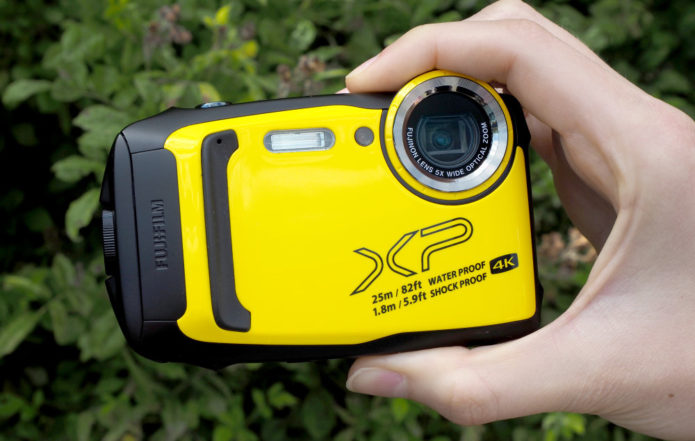 Fujifilm FinePix XP140 Review