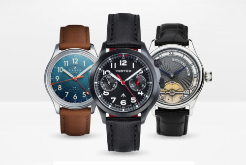 11 of the Most Notable British Watch Brands Today
