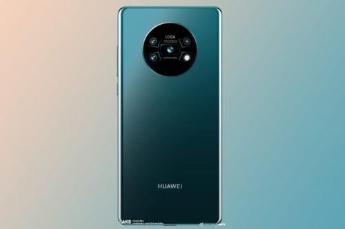 Huawei Mate 30 Pro leak suggests the camera will cut a few corners