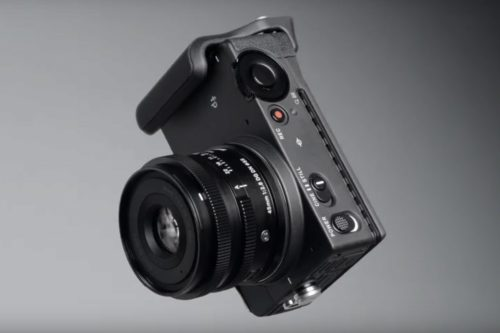 Hands-on with new Sigma 'fp' – a compact, full-frame, L-mount mirrorless camera