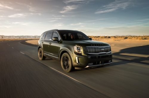 Seven Features That Make the Kia Telluride a Fantastic Family SUV