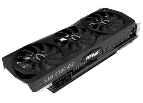 Zotac RTX 2080 super graphics card officially released!