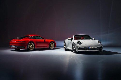 """The New """"Base"""" 2020 Porsche 911 Carrera Starts under $100K"""