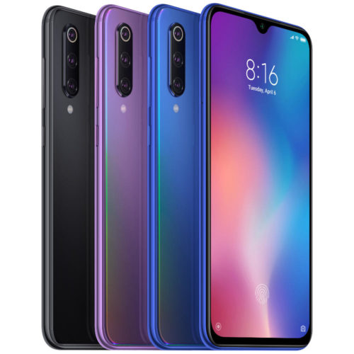 Xiaomi Mi 9 will update 9 new functions of the Mi CC9