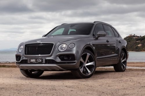 No more SUVs from Bentley – for now