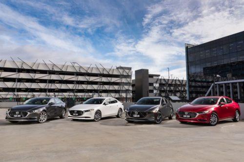 2019 Mazda3 Range Review : Road Test