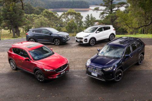 2019 Medium SUV Comparison Test