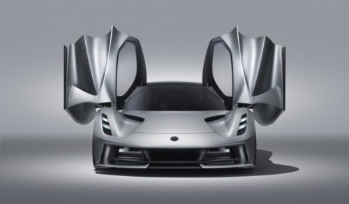 Four Awesome Facts About the Lotus Evija Electric Hypercar