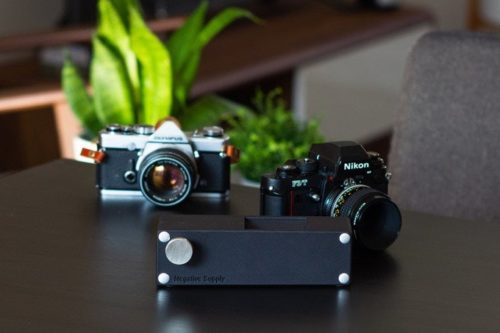 Film Carrier MK1: A New Contraption for Camera Scanning 35mm Film