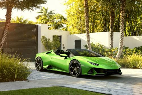 2020 Lamborghini Huracan Evo Spyder First Drive: Open-Air Theater