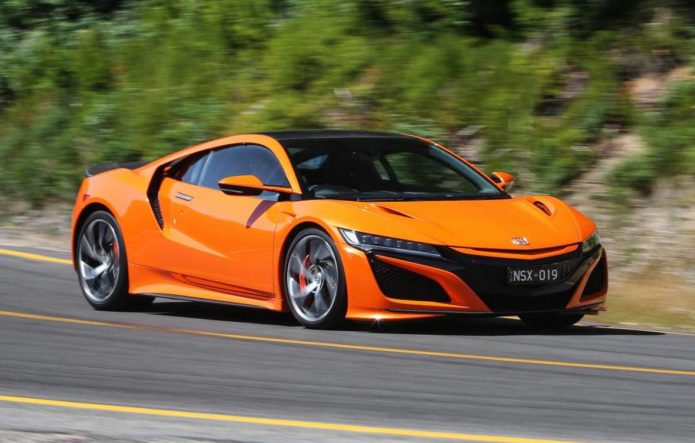 2019 Honda NSX review : Australian first drive