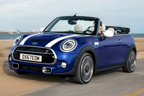 2019 Mini Cooper Convertible Review