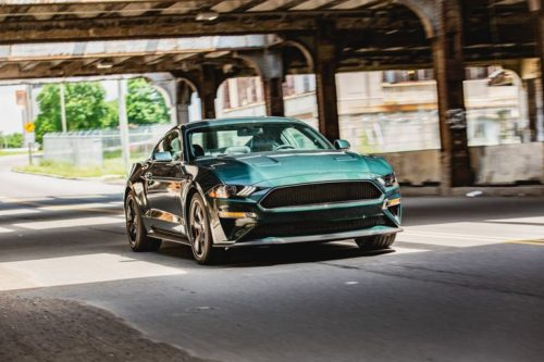 2019 Ford Mustang Bullitt Joins Our Long-Term Stable