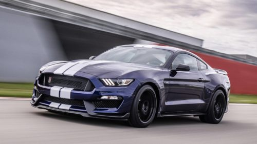 The 2019 Ford Shelby GT350 track apps point to future customization in cars