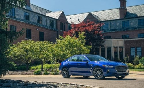 2019 Genesis G70 Brings Style and Luxury to Our Long-Term Fleet